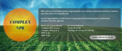 Mineral fertilizers NPK complex
