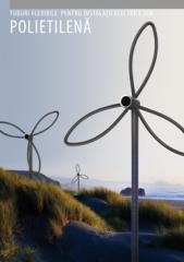 Tuburi flexibile pentru instalatii electrice din polietilena