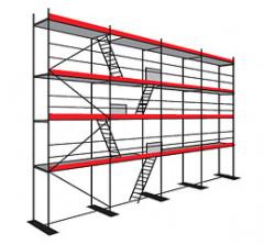 Building scaffoldings