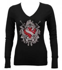 Bluza femei Warrior Heart