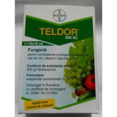 Fungicid Teldor 500 Sc 100 Ml