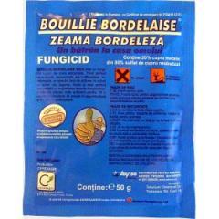 Fungicid Zeama Bordeleza 100 Gr