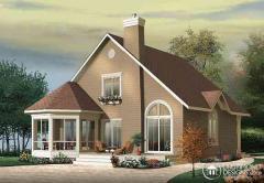 Casa de locuit Model 2945A