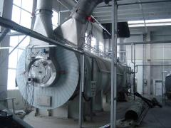 Heat supply distribution plants, automated,