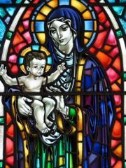 Tablouri vitralii religioase