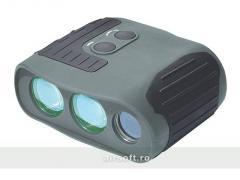 Dispozitiv de masurare a distantei cu laser
