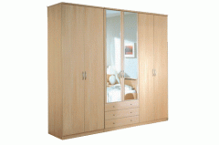 Cupboards for clothes