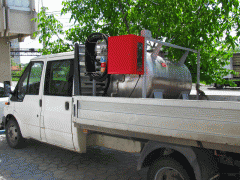 Handling pentru carburanti aviatie