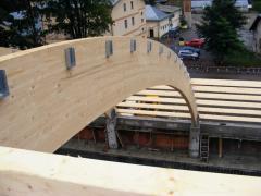 Decorative beams