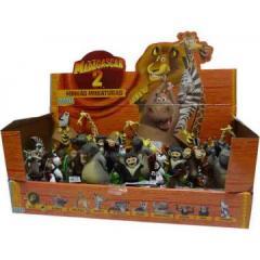 Figurine jucarie Madagascar 2