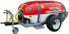 Pumps for sprayers