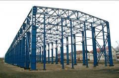 Structura metalica hala