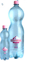 Chloride-hydrocarbonate mineral water