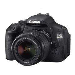 Aparat foto CanonEOS 600D