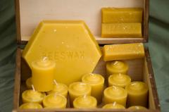 Ceara de albine pentru lumanari - beeswax candles