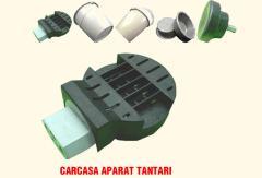 Carcasa aparat tantari