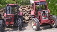 Combine agricole