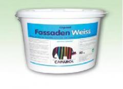 Facade paints