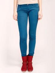 "Pantaloni ""Take Her"" Blue"