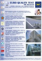 Expertiza - Consultanta - Teste laborator constructii