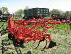 Equipamiento del complejo agroindustrial