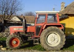 Tractor- second hand
