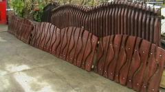 Gard ornamental