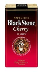 BLACK STONE 20 FILTERED CIGARS CHERRY