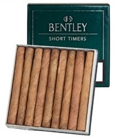 BENTLEY SHORT TIMERS CIGARILLOS (18/PAC)
