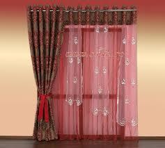 Perdele decorative