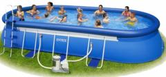 Piscina gonflabila Intex Oval Frame 57982