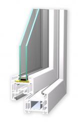 Sistem de tamplarie PVC Effectline
