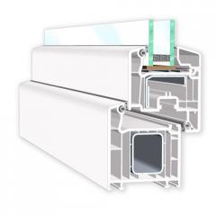 Profile de ferestre PVC Softline