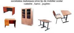 Mobilier scolar