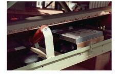 Detector de metale singular