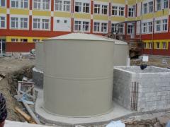 Rezervoare pentru lichide