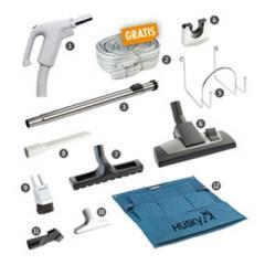 Setul de accesorii de aspirat - ERGONO-PLUS