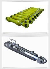 Цилиндри хидравлични