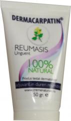 Reumasis unguent produs din plante naturale.