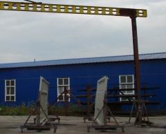 Platforme metalice pentru sistem de parcări