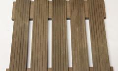 Garduri din lemn plastifiat