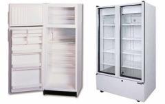 Freezing showcases