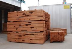 Saw-timber wastes