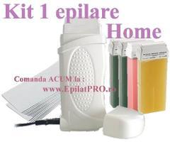 Kit 1 epilare Home