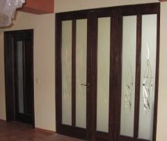 Usi de lemn de interior