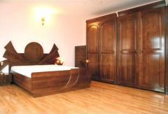 Set of bedroom furniture