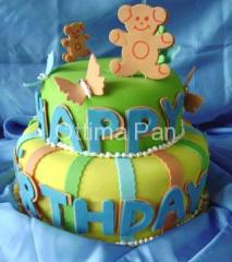 Cakes for children