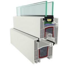 Sistemul de profile Gealan S 3000 (sistemul cu 5 camere de aer)