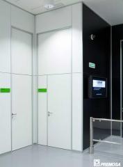 Sistem de pereti despartitori modulari demontabili Premium
