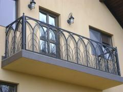Railings for balconies